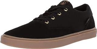 Volcom Men's Draw LO Suede Fashion Shoe Skate