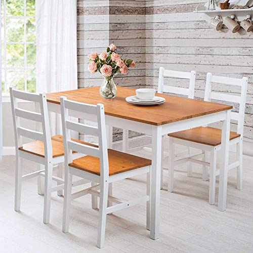 Peachy Kitchen Tables And Chairs Amazon Co Uk Home Interior And Landscaping Ologienasavecom