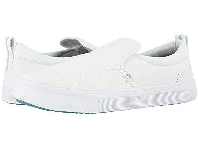 TOMS TRVL LITE Slip-On (White) Men