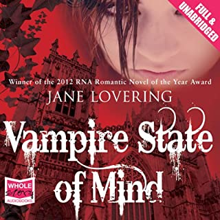 Vampire State of Mind audiobook cover art