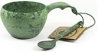 Kupilka 14/peque/ñas placa de con/íferas verde