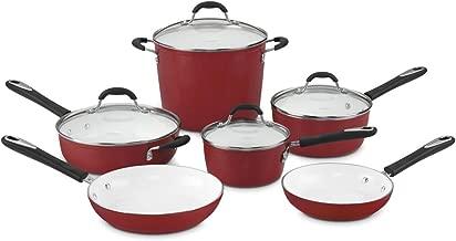 Best cuisinart elements 10 pc blue cookware set Reviews