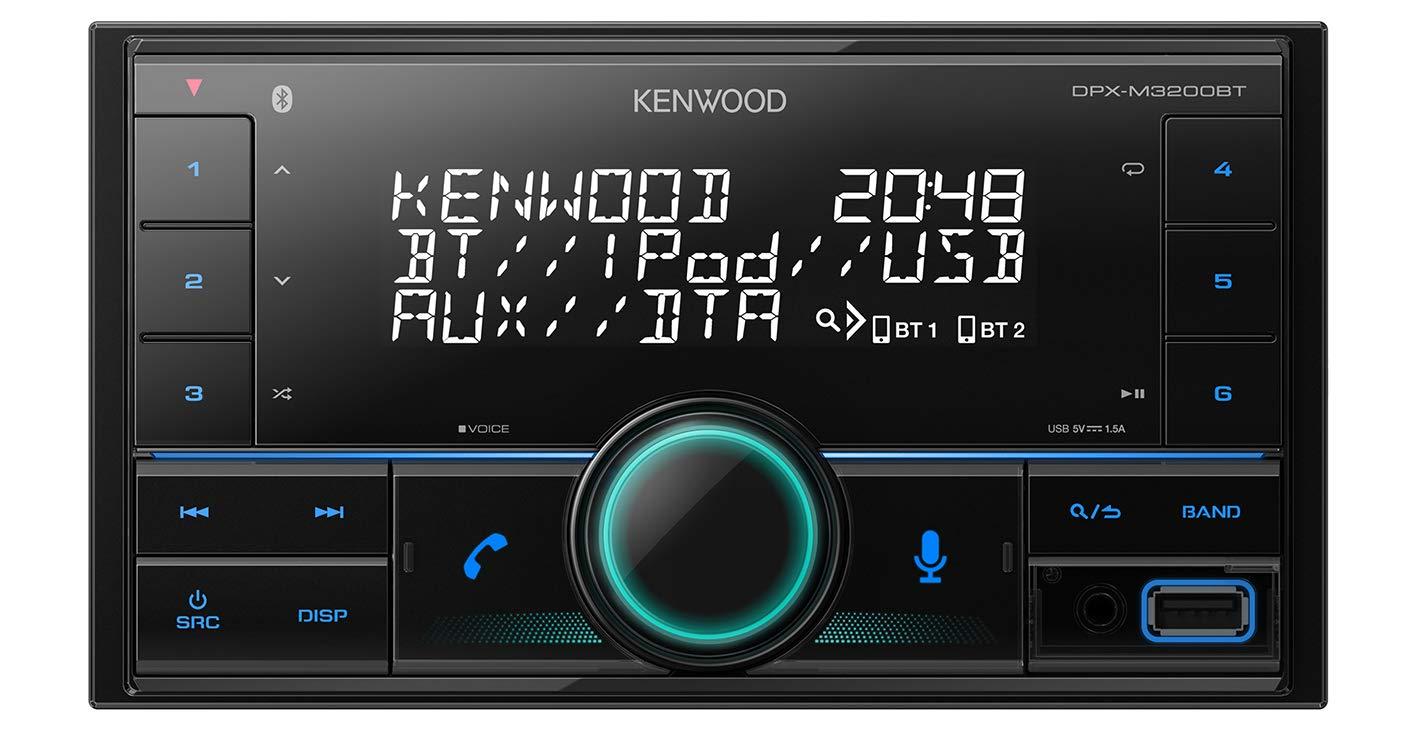 Kenwood Digital Media Receiver
