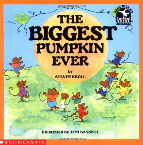 The Biggest Pumpkin Ever (Read With Me Cartwheel Books)の詳細を見る