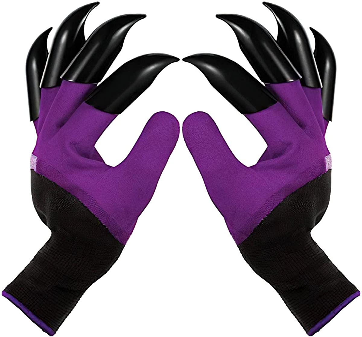 Garden Gloves for Women Thorn Proof with Claws Waterproof Gardening Tools Outdoor Digging Planting Weeding Seed