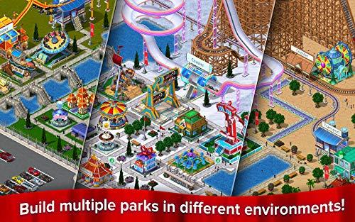 『RollerCoaster Tycoon® 4 Mobile™』の3枚目の画像
