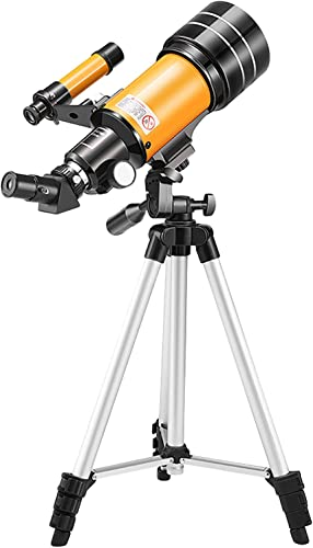 high quality OPTIMISTIC 150X Astronomical Telescope for Kids online sale & Beginners, 70mm wholesale Aperture 300mm Focus Length Refracting Telescope for Kids Beginners - Travel Telescope with Tripod online
