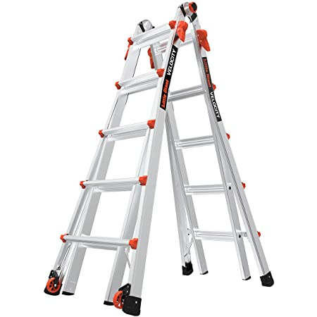 Little Giant Trestle Brackets for Quantum LT Ladders 26260 for sale online