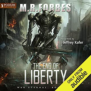 The End of Liberty cover art