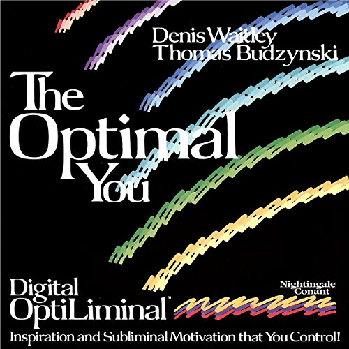 The Optimal You audiobook cover art