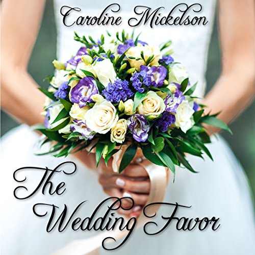 The Wedding Favor audiobook cover art