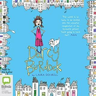 Darcy Burdock cover art