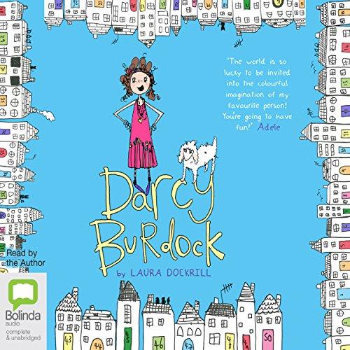 Darcy Burdock audiobook cover art