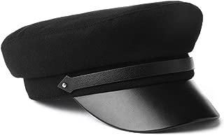Comhats 2019 New Womens Visor Beret Newsboy Hat Cap for Ladies Merino Wool