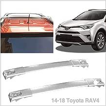 Best 2015 toyota rav4 roof rack cross bars Reviews