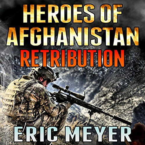 Black Ops Heroes of Afghanistan: Retribution audiobook cover art