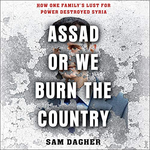 Assad or We Burn the Country cover art