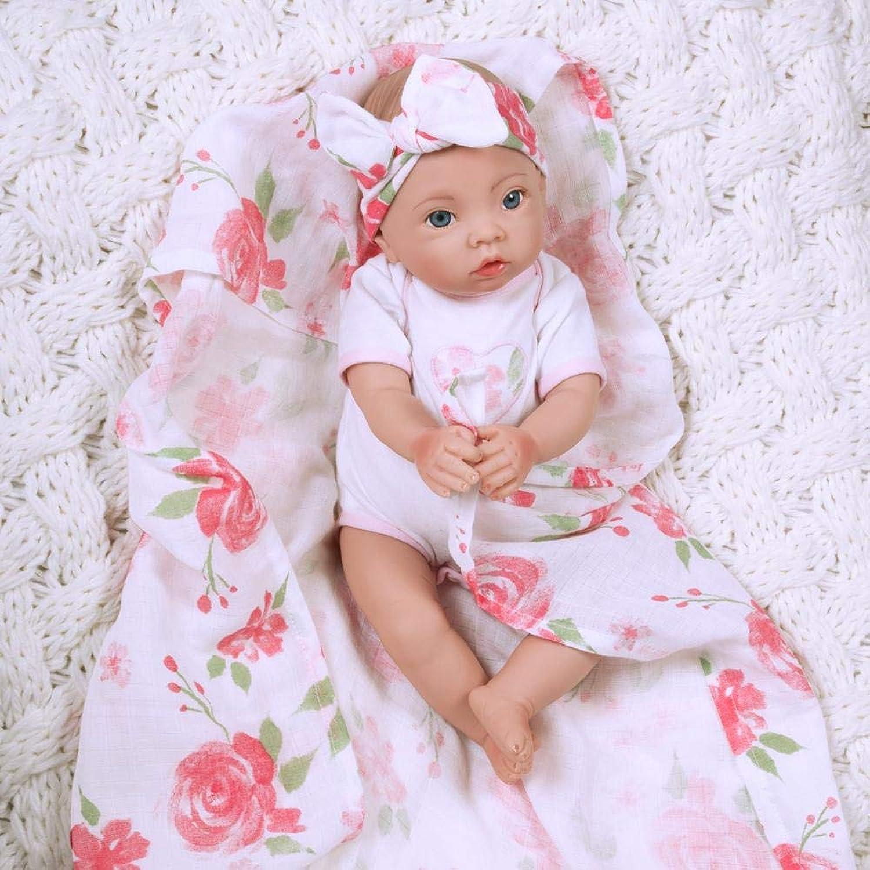 Paradise Galleries Newborn Baby 16 inch Reborn Preemie, Swaddlers