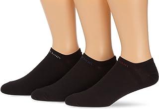 Calvin Klein Men's Coolmax Cotton Liner Socks (3 Pair)