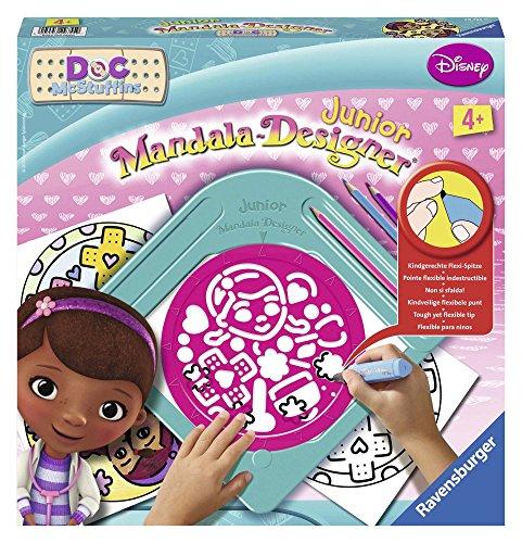Ravensburger - 29755 - Doc Mc Stuffin Junior Mandala