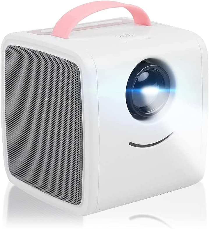 Projector 大決算セール Mini LED Education 海外 Portab Children