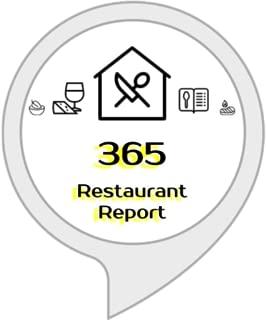Restaurant Report 365