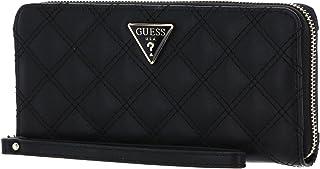 Guess Damen Large Zip Around Wallet Cessily Geldbörse mit Reißverschluss, Einheitsgröße