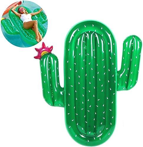 Venta al por mayor barato y de alta calidad. DASGF DASGF DASGF Flotador De Natacion para Adultos,Fila De Cactus Flotante,PVC Fila Flotante Inflable Cama Flotante Balsa Flotante Cama Inflable, Juguete De Piscina para Fiesta, Adultos Y Niños  Disfruta de un 50% de descuento.