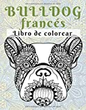 Bulldog francés - Libro de colorear