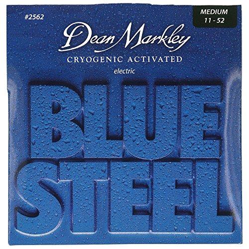 Dean Markley Blue Steel Electric MED 2562 - Juego de cuerdas para...