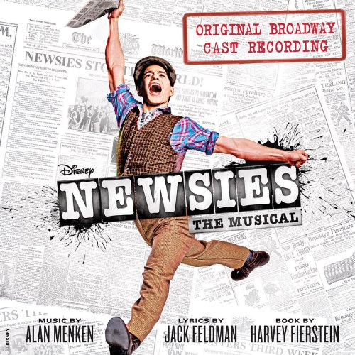 Image result for Newsies (Original Broadway Cast Recording)