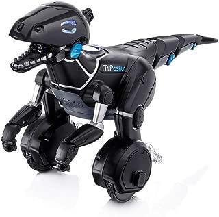 ミポザウルス ロボット 対話のできる知的ロボット トラックボール付き MIPOSAUR ROBOT
