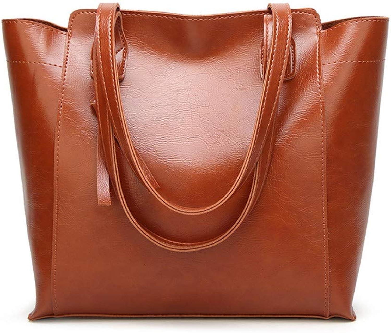 a9c1987cfac0b Wangkk Weibliche Tasche Weibliche Tasche  Ouml l Pitot Pitot Pitot Bag  Schulter Geschlungen Big Bag