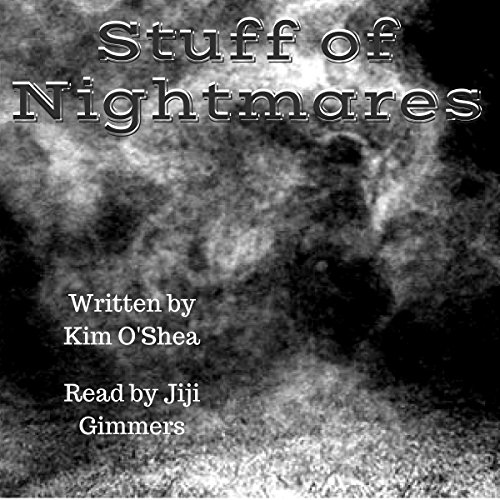 Stuff of Nightmares audiobook cover art