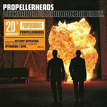 Decksandrumsandrockandroll 20th anniversary