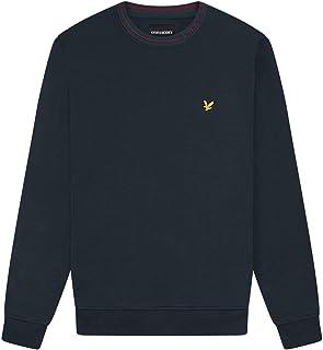 Lyle and Scott Branded Ringer Sweatshirt - Cotton
