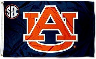 College Flags & Banners Co. Auburn Tigers SEC 3x5 Flag