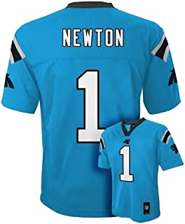 Outerstuff Cam Newton Carolina Panthers #1 NFL Youth Mid-Tier Alternate Jersey Blue