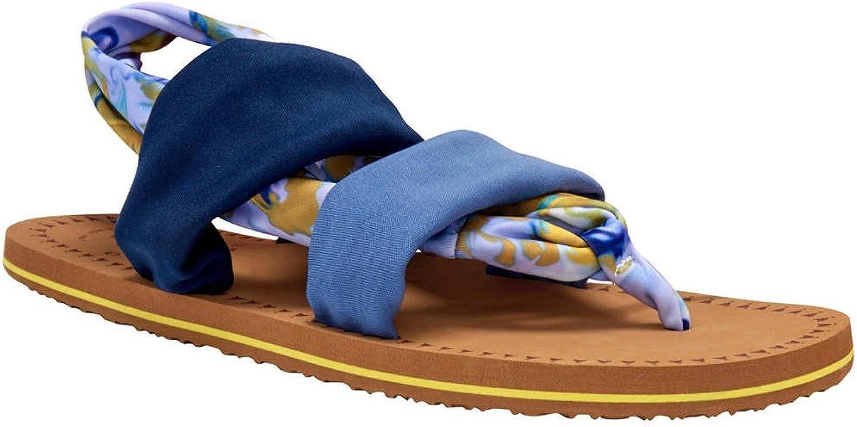 Animal Snorkel bluee Drucilla Womens Sandal