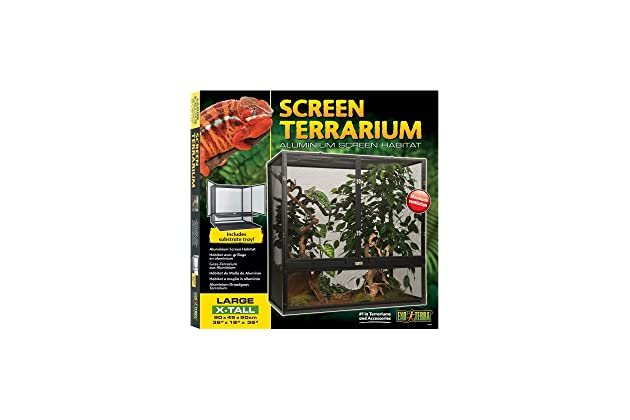 Best screen cages for chameleons | Amazon com