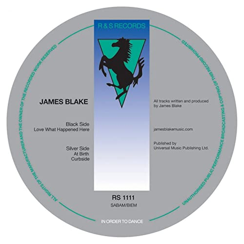 Love What Happened Here by James Blake on Amazon Music