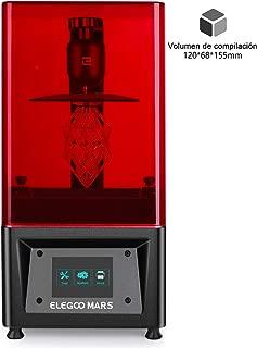 Mejor Elegoo Impresora 3D de 2020 - Mejor valorados y revisados