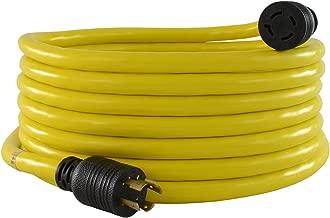 Conntek 20591 Extra-Heavy Duty L14-20 Generator Cord, 25 - Feet
