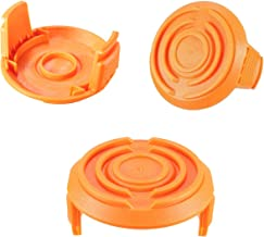 GT String Trimmer Replacement Spool Cap Covers for Worx WA6531 (3 Pack)