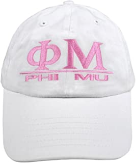 Phi Mu World Famous Line Hat