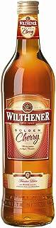 Wilthener Golden Cherry, Spirituose 21% vol. aus Weindestillaten, Weinbrand Spezialität mit Kirsch Aroma und Brandy Note, in Limousinholzfässern gereift 1 x 0.7 l