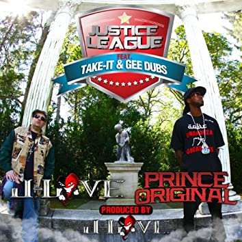 Justice League (feat. Take-It & Gee Dubs)