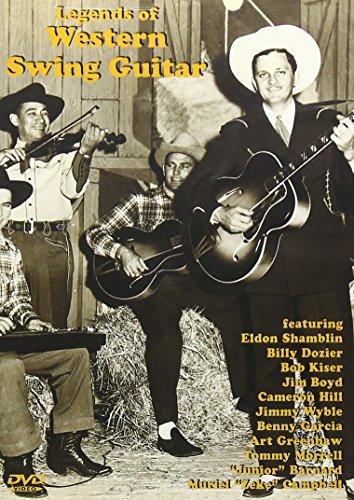 Legends Of Western Swing Guitar. Für Gitarre