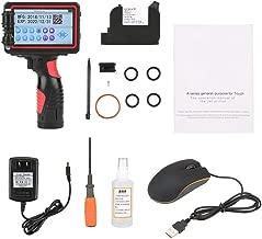 Handheld Inkjet Printer Coding Machine, 360 Degree Touch Screen 220V Handheld Handheld Inkjet Printer Date Coder Coding Machine