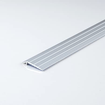 Ausgleichsprofil 45 x 1400 mm selbstklebend /Übergangsprofil Rampenprofil 1400 mm, Schwarz unterschiedliche H/öhen 15,98/€//m Anpassungsprofil flexibel | H/öhenausgleich von 2-20 mm